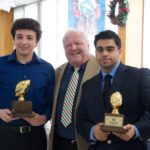 CHSFL Communion Breakfast and Awards Summary