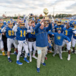 "KELLENBERG COMPLETES BACK TO BACK PERFECT ""AA"" CHAMPIONSHIP SEASONS"