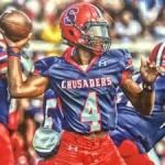 Stepinac's Tyquell Fields Named CHSFL Offensive Player of the Year